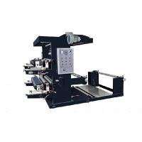 Quality 2 Color Non Woven Bag Flexo Printing Machine With Anilox Roller Ink , Color Accurate for sale