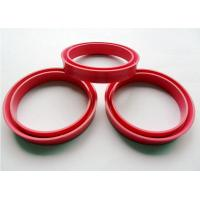Quality Round Flat Custom Silicone Parts O Ring Seal With Good Electrical Insulation Properties for sale