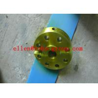 Quality NICKEL ALLOY & COPPER NICKEL FLANGES UNS NO. 70600, 71500, C 70600 (CU -NI- 90/10) for sale