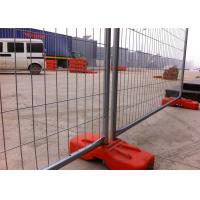 Quality Easy Setup Temporary Fence Panels Portable Security Fence For Commercial for sale
