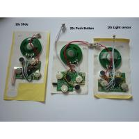 Quality Sound module for greeting cards.postcards,Recordable sound chip,voice module for sale