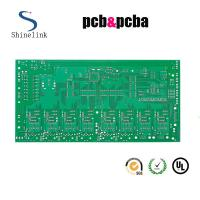 Buy HDI Multilayer PCB Board making with 4 layers with RoHS Certification at wholesale prices