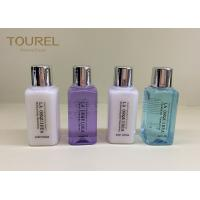 Buy Disposable Hotel Bath Amenities Set / Tinted Finishing Hotel Guest Toiletries at wholesale prices