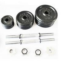 Commercial Cast Iron Dumbbell Set  Long - Term Rust Resistance High Performance