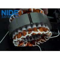 Automatic motor Stator coil Lacing Machine ( Stator Coil Lacer ) With PLC