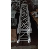 China 500mm - 4000mm Aluminum Ladder Truss , Black Light Duty Portable Stage Truss on sale