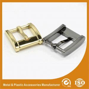 Buy cheap OEM Buckle Size 30X26.5X19MM Metal Zinc Buckle For Handbag Accessories Footwear from wholesalers