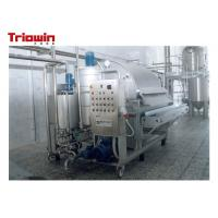 Quality 300 Tons / Day Fruit Juice Processing Equipment  / Date Processing Plant Wth Date Refine for sale