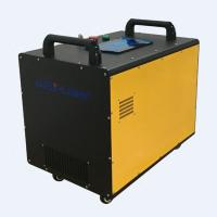 Quality Handheld 60W, 120W Laser Cleaning Removing Machine Metal Rust Oxide Painting Coating Removal for sale