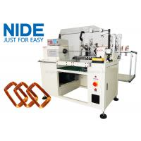 Buy Multistrand Type Coil Winding Equipment For Multiple Wire Parallel Coil Winding at wholesale prices