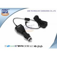 Buy Switching USB Car Charger Universal AC DC Adapter 5V 1A / 2.1A / 2.4A at wholesale prices