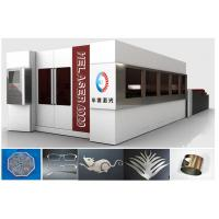 Quality Fully Enclosed Fiber Laser Cutting Machine , 2000W Laser Cutter Machines for sale
