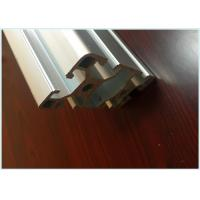 Quality Window And Door Frames Anodized Aluminum , Polishing Anodized Aluminum Profiles for sale