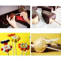 Quality paper stick / paper lollipop sticks /cake pop sticks for sale