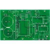 Buy cheap Rohs PCB Prototype and ENIG FR4 PCB Board green Solder Mask , 1mm Board from wholesalers