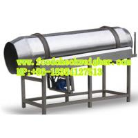 Buy HY600 Single Roller seasoning machine to flavor rice crust food made in China and export at wholesale prices