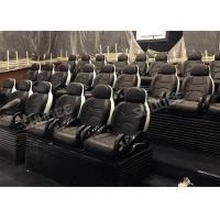 Quality Deeply Immersive XD Theater 12D Flight Simulaitor Cinema In Egypt Militory Museum for sale