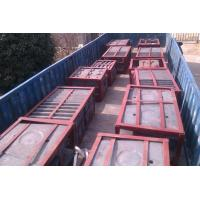 Quality High Cr Chute Liner Wear-resistant Castings With 20%Cr Alloy / Microstructure for sale