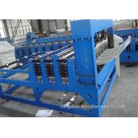 Quality Hydraulic Accessory Equipment Arched Roof Sheet Crimping Machine ISO / CE Listed for sale