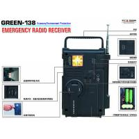 Quality Emergency Radio Receiver  Green 138 for sale