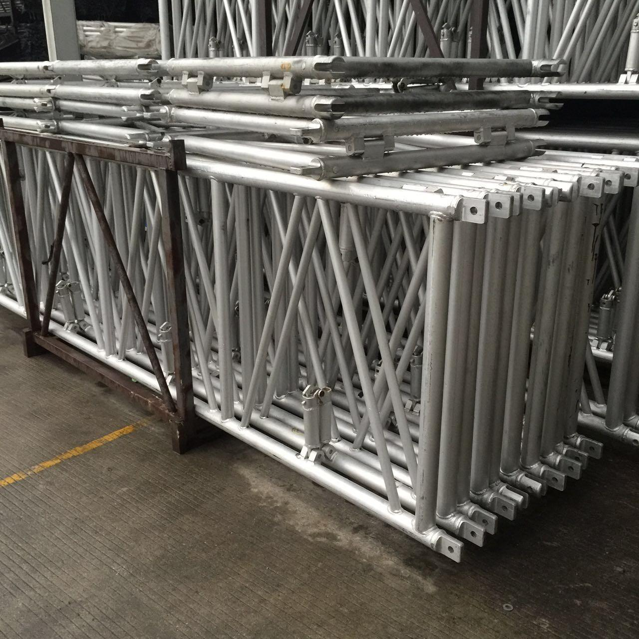 Buy Portable Safety Outdoor Event  / Concert Lighting Truss , Practical Install Folding Truss at wholesale prices