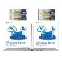 Quality Genuine Win Server 2016 Standard 64bit Operating Systems 100% Activate for sale
