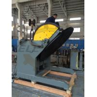 Buy Heavy Duty Tiltable & Rotary Welding Positioner SKF Bearing 2M Table VFD Control at wholesale prices