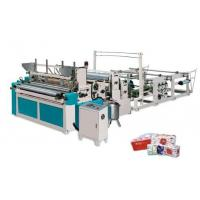 Quality Automatic Toilet Paper Roll and bathroom Roll Paper Making Machine for sale