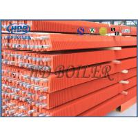 Quality Painted Red Boiler Fin Tube High Efficiency ASME Standard Third Party Inspection for sale