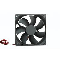 Buy cheap 12 Volt Equipment Cooling Fans Dc Exhaust Fan 120 * 120 * 25mm With Low Noise from wholesalers