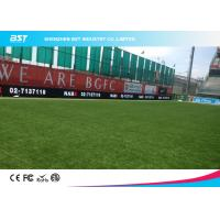 Quality Outdoor Football Sport Perimeter LED Display Screen 6500nits With High Brightness for sale