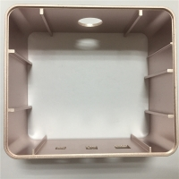 Quality Abrasion Resistant Anti Corrosion Extruded Aluminum Enclosures for sale
