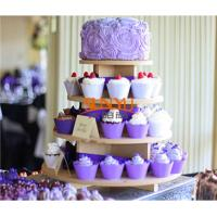Quality MDF Display Stands Cupcake Tower for sale