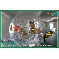 Quality Commercial Inflatable Bumper Ball For Adults Durable Clear Walk On Water Ball for sale
