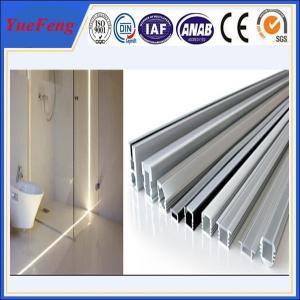 Quality New! auto aluminum radiator thin walled aluminium tube, aluminum led channel profiles for sale