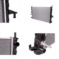 China Car Radiator For Lifan 520 Auto Parts Lifan 520 Spare Parts on sale