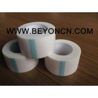 Quality Wound dressing Non Woven Paper Surgical Tape Microporous Hypoallergy Hot Melt Glue for sale