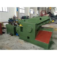 Quality High Security Alligator Metal Shear Recycling For Cold Shear Section Steel Q43-2000 for sale