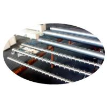 PP PE Plastics Injection Machine Screw Hard Chrome Plating Treatment Surface for sale