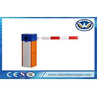 China Stainless Steel Auto Barrier Gate Price Parking Barrier For Toll Gate System on sale