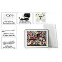 """Quality 9.7"""" Rk3066 Dual Core Cortex A9 Android 4.1 Jelly Bean 1GB/16GB Dual Camera IPS Bluetooth Tablet PC for sale"""