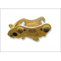 Quality Komatsu PC200 Excavator Quick Attach Coupler 70-80mm Pin Diameter CE Certificated for sale