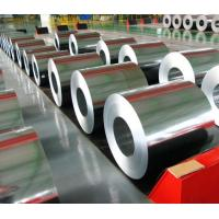 China 60g Zinc Coated Galvanized Sheet Steel Coils Gi Steel Coils for Roofing Wall Panel C Z Purlin Roll Forming on sale