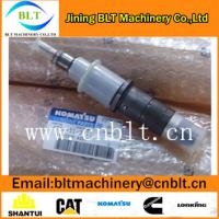 Quality Komatsu excavator engine parts fuel injector PC200-8 6754-11-3010 for sale for sale