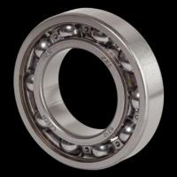 Quality Deep Grooved Low Friction Ball Bearing 40mm Axial 61808 40x52x7 GCR15 for sale