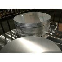 Quality Waterproof Commercial Grade Aluminum Circle Sheet Hard Anodizing Surface for sale