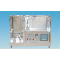 Quality Auto Wire Flame Test Equipment Vertical Flammability Tester PLC Control for sale