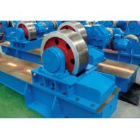 Quality 200T Tank Turning Rolls Hydraulic Bending Machine Heavy Duty Pipe Welding Rotator for sale