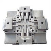 Quality Custom Plastic Injection Molding, Environment - friendly, High precision, 8407 / S136 for sale