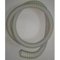 Buy cheap Plastic Corrugated Flexible Tubing PVC Conduit Corrugated Pipe Custom from wholesalers
